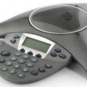 Telefon im Besprechnungsraum