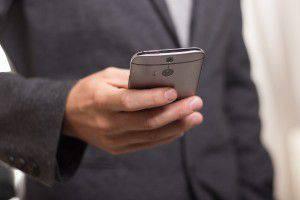 smartphone nutzen