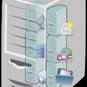 Bild von Backup Server