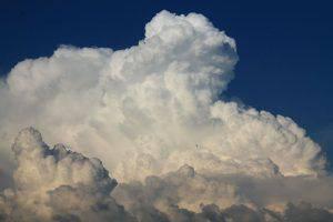 Nur ein Symbol: Die Wolke für Cloud-Computing