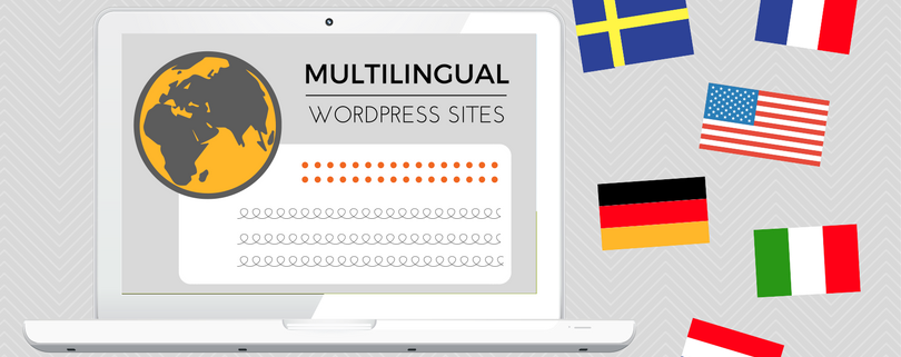 how to create a multilungual wordpress site
