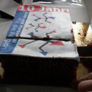 Leckerer Kuchen zum 10-jährigen Jubiläum von Pedima