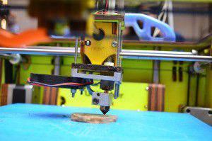 3D Drucker werden erwachsen