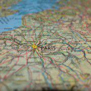 Paris Karte
