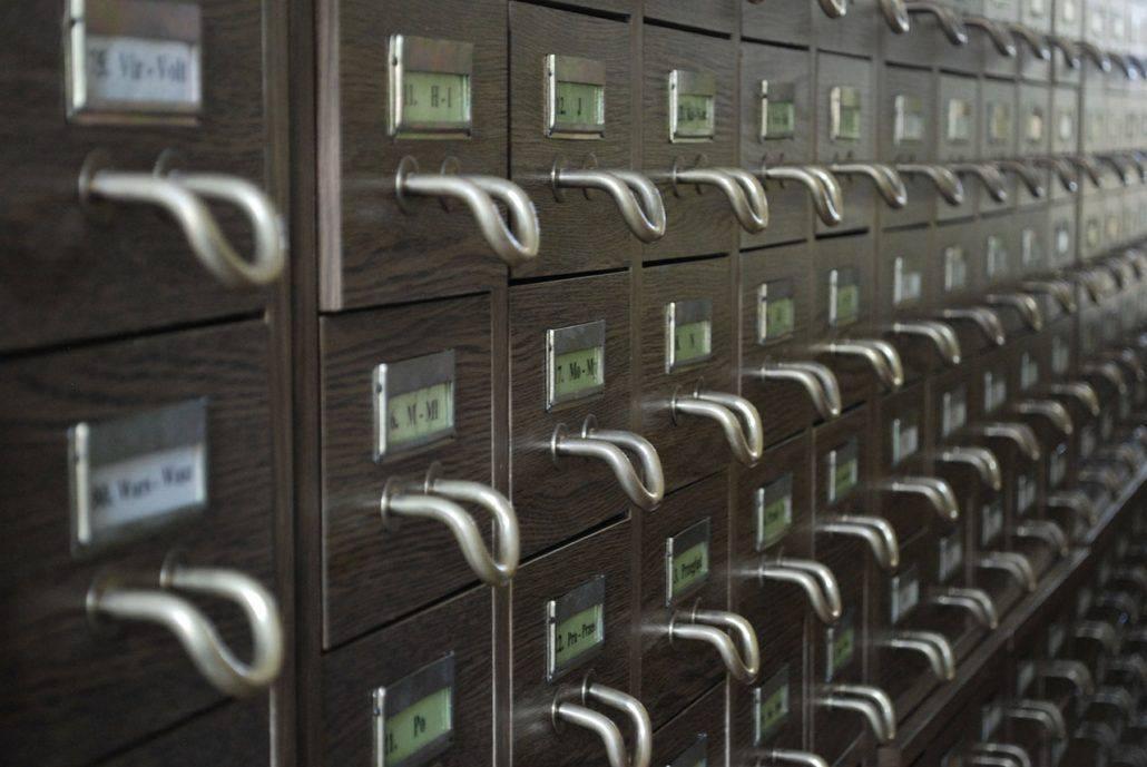 was heißt archivieren