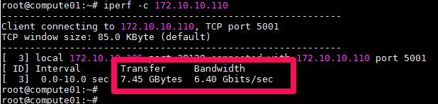Iperf - auch im heimischen LAN gut zu nutzen