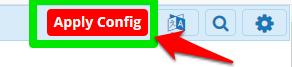 FreePBX: Konfiguration speichern und neu laden