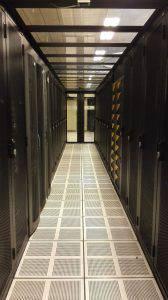 So sieht ein Cloud-Rechenzentrum von innen aus