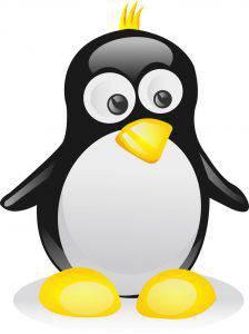 Vom niedlichen Logo sollte man sich nicht täuschen lassen. Linux ist schnell und sicher.