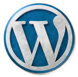 Das Logo von WordPress - das beliebteste CMS weltweit